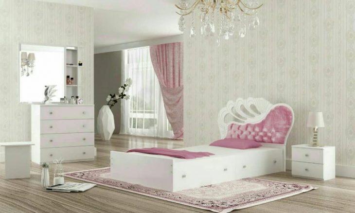 تخت خواب یک نفره مدل شیدا